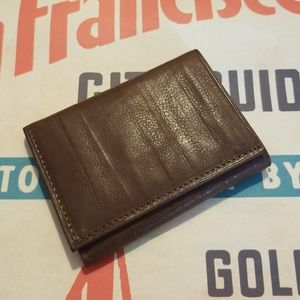 Genuine Leather Amity Wallet